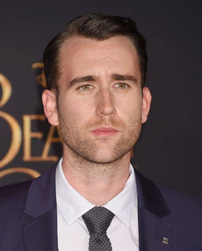 HOLLYWOOD, CA - MARCH 02: Actor Matthew Lewis arrives at the Premiere Of Disney's 'Beauty And The Beast' at the El Capitan Theatre on March 2, 2017 in Los Angeles, California. (Photo by Jeffrey Mayer/WireImage)