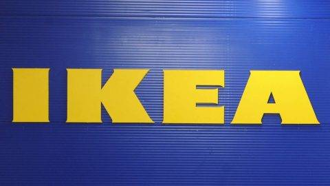 NANJING, CHINA - AUGUST 28: (CHINA OUT) Customers wait to enter a new IKEA store on August 28, 2008 in Nanjing of Jiangsu Province, China. IKEA launched a new store in Nanjing, the sixth shop in China, covering an area of over 30,000 square meters. (Photo by China Photos/Getty Images)