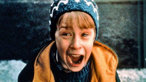 Maman j ai encore rate l avion Home alone II Lost in New York 1992 Real  Chris Colombus Macaulay Culkin. Collection Christophel © Hughes Entertainment