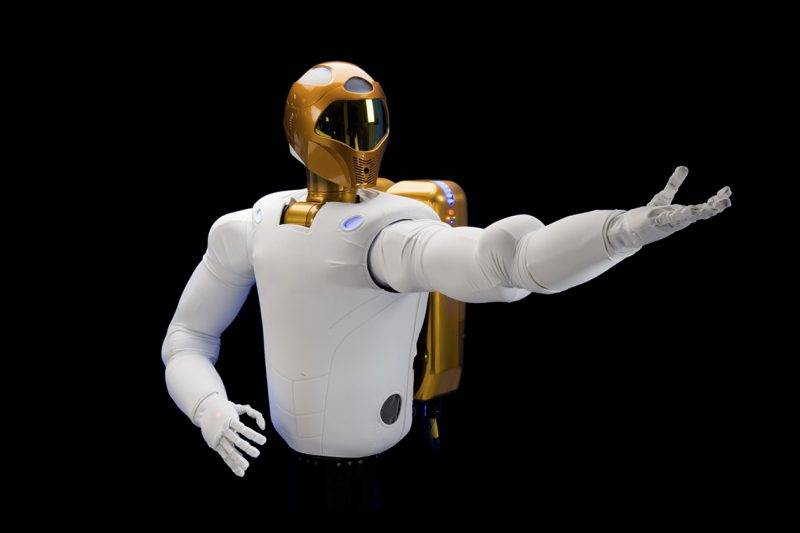 Robonaut 2, or R2 for short, is the next generation dexterous robot. It is faster, more dexterous and more technologically advanced than its predecessors and able to use its hands to do work beyond the scope of previously introduced humanoid robots.