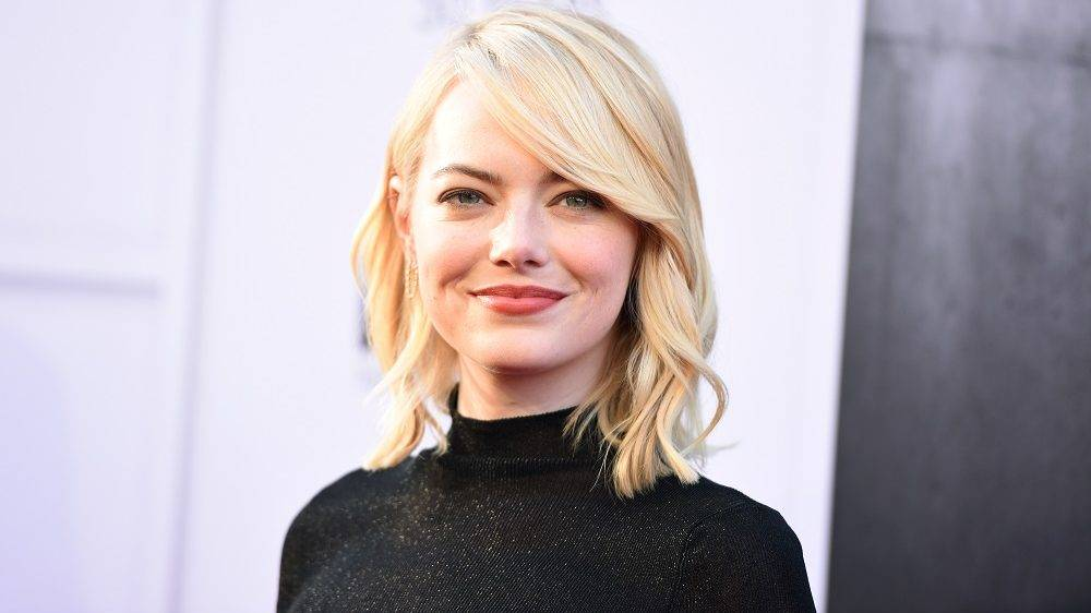 Actress Emma Stone attends the 45th AFI Life Achievement Award Gala honoring Diane Keaton, June 8, 2017, at the Dolby Theatre in Hollywood, California. / AFP PHOTO / Robyn Beck
