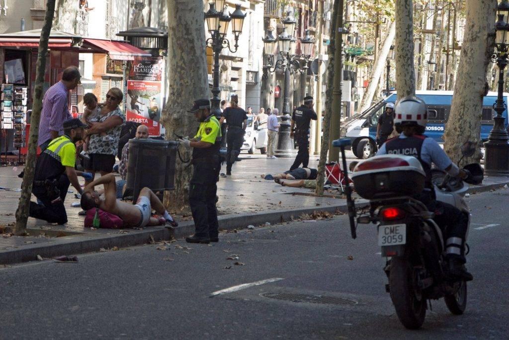 Barcelonai gázolás