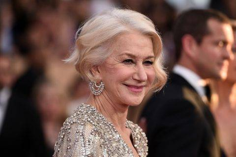 LOS ANGELES, CA - JANUARY 30:  Actress Helen Mirren attends the 22nd Annual Screen Actors Guild Awards at The Shrine Auditorium on January 30, 2016 in Los Angeles, California.  (Photo by Alberto E. Rodriguez/Getty Images)