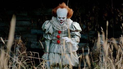 It BILL SKARSGÅRDas Pennywise   Credit: Warner Bros. Pictures/New Line Cinema