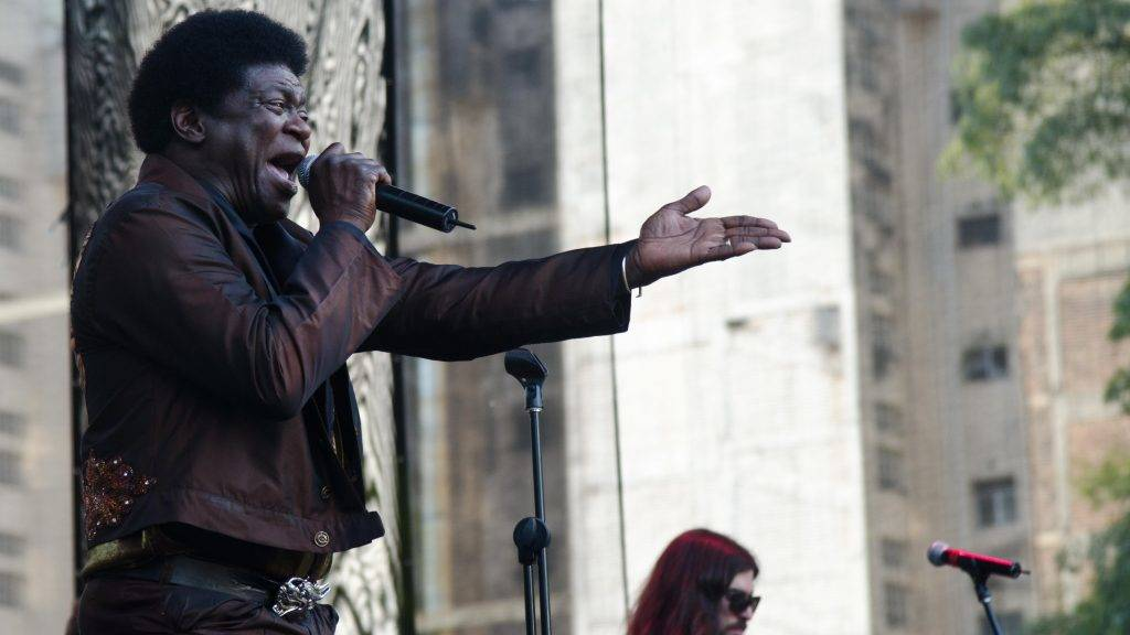 *** ATTENTION EDITOR PHOTO OF ARCHIVE OF 06.05.2012 American singer Charles Bradley, a legend of soul, died on Saturday at age 68. In the May 6, 2012 photo of Brandley during a presentation at Virada Cultural, in the central region of São Paulo (PHOTO: ALEXANDRE MOREIRA/BRAZIL PHOTO PRESS)