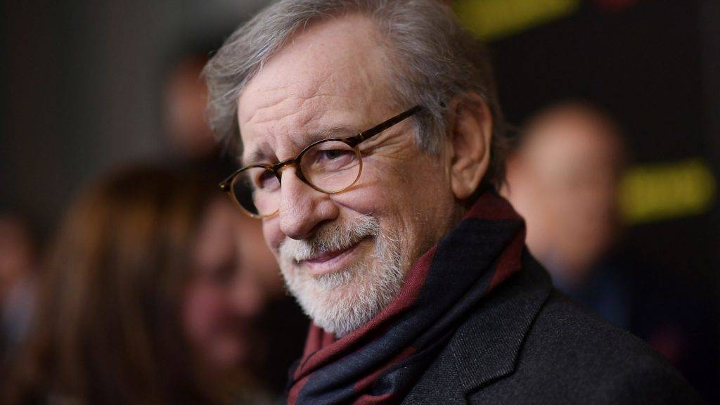 "NEW YORK, NY - MARCH 27: Steven Spielberg attends the ""Five Came Back"" world premiere at Alice Tully Hall at Lincoln Center on March 27, 2017 in New York City.   Mike Coppola/Getty Images/AFP"