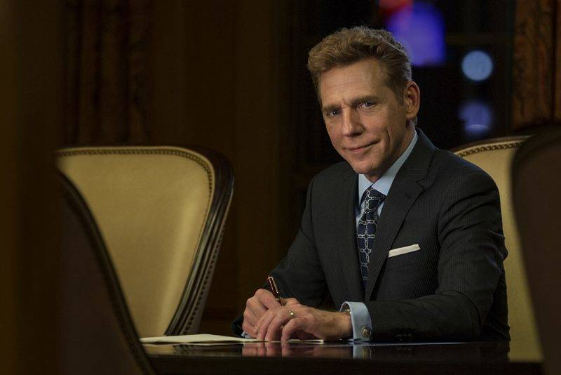 LOS ANGELES, CA - DECEMBER 10:  In this handout photo provided by the Church of Scientology, David Miscavige, Chairman of the Board Religious Technology Center and ecclesiastical leader of the Scientology religion is pictured December 10, 2016 in Los Angeles, California.  (Photo by Church of Scientology via Getty Images)