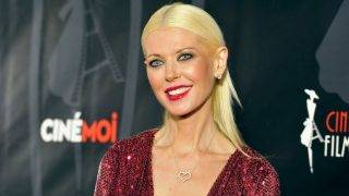 LOS ANGELES, CA - OCTOBER 08:  Actress Tara Reid attends the 4th Annual CineFashion Film Awards at El Capitan Theatre on October 8, 2017 in Los Angeles, California.  (Photo by Michael Tullberg/Getty Images)