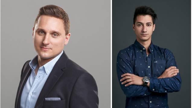 Dudás Gergely (RTL) és Kovács Péter (CEMP), az IAB Hungary új elnökségi tagjai