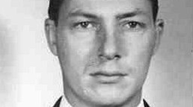 JACKSONVILLE, FLORIDA, USA A critical clue dredged up by Hurricane Irma has revealed the fate of an airman (pictured) missing for 60 years. (Credit: Pen News) (Pen News £25, £15, £10) (Contact editor@pennews.co.uk/07595759112)
