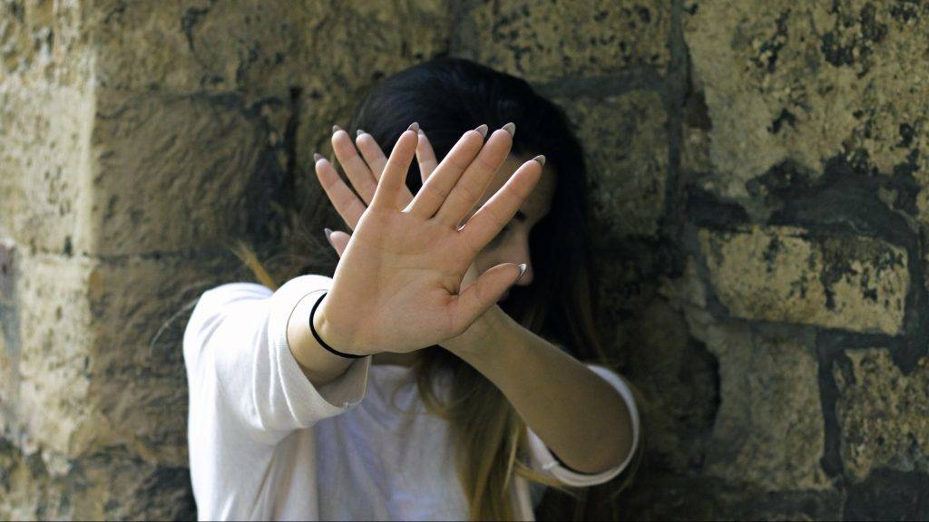 woman says stop. Stop Gesture. Human Hand, Women, Domestic Violence, Only Women, Conflict. Stay Away. Sexual Assault, Women, Harassment, Violence