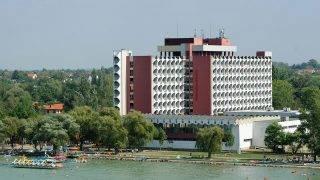 Siófok, 2010. július 23.A Hotel Ezüstpart szálloda Siófokon.MTI Fotó: H. Szabó Sándor