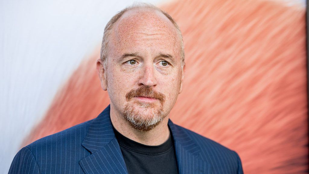 """NEW YORK, NY - JUNE 25:  Actor/comedian Louis C.K. attends """"Secret Life Of Pets"""" New York Premiere on June 25, 2016 in New York City.  (Photo by Roy Rochlin/FilmMagic)"""