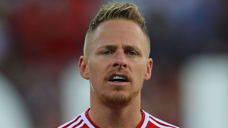 TOULOUSE, FRANCE - JUNE 26: Balazs Dzsudzsak of Hungary is seen prior to the UEFA EURO 2016 round of 16 match bewtween Hungary and Belgium at Stadium Municipal on June 26, 2016 in Toulouse, France.  (Photo by Richard Heathcote/Getty Images)