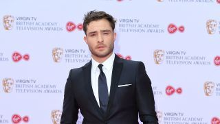 LONDON, ENGLAND - MAY 14:  Ed Westwick attends the Virgin TV BAFTA Television Awards at The Royal Festival Hall on May 14, 2017 in London, England.  (Photo by Karwai Tang/WireImage)