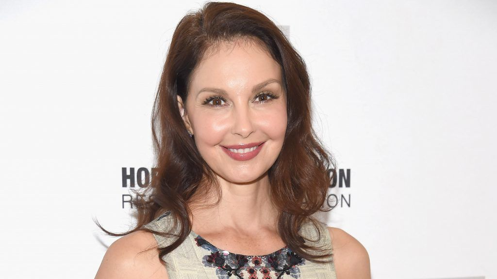 NEW YORK, NY - NOVEMBER 08:  Event honoree Ashley Judd attends the 11th Annual Hope For Depression Research Foundation HOPE luncheon at The Plaza Hotel on November 8, 2017 in New York City.  (Photo by Gary Gershoff/WireImage)