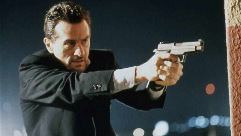 Heat 1995 Real  Michael Mann Robert De Niro. COLLECTION CHRISTOPHEL © Warner Bros. / Regency Enterprises