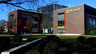 Budapest, 2016. február 26.A Microsoft informatikai világcég magyarországi székháza az egykori óbudai Gázgyár területén létesült Graphisoft parkban, a főváros III. kerületében.MTVA/Bizományosi: Jászai Csaba ***************************Kedves Felhasználó!Ez a fotó nem a Duna Médiaszolgáltató Zrt./MTI által készített és kiadott fényképfelvétel, így harmadik személy által támasztott bárminemű – különösen szerzői jogi, szomszédos jogi és személyiségi jogi – igényért a fotó készítője közvetlenül maga áll helyt, az MTVA felelőssége e körben kizárt.
