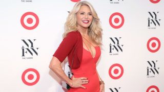 NEW YORK, NY - SEPTEMBER 06:  Model Christie Brinkley attends Target + IMG New York Fashion Week Kick-Off Event at The Park at Moynihan Station on Tuesday, September 6, 2016 in New York City.  (Photo by Neilson Barnard/Getty Images for Target)