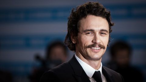 """DEAUVILLE, FRANCE - SEPTEMBER 05:  James Franco attends the """"In Dubious Battle"""" Premiere during the 42nd Deauville American Film Festival on September 5, 2016 in Deauville, France.  (Photo by Francois G. Durand/Getty Images)"""