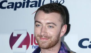 NEW YORK, NY - DECEMBER 08:  Singer Sam Smith attends the Z100's iHeartRadio Jingle Ball 2017 at Madison Square Garden on December 8, 2017 in New York City.  (Photo by Jim Spellman/WireImage)