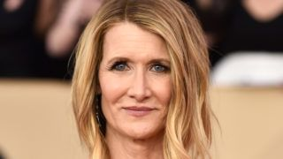 LOS ANGELES, CA - JANUARY 21:  Actor Laura Dern attends the 24th Annual Screen ActorsGuild Awards at The Shrine Auditorium on January 21, 2018 in Los Angeles, California.  (Photo by Frazer Harrison/Getty Images)