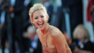 "VENICE, ITALY - AUGUST 29:  Actress Kate Hudson attends ""The Reluctant Fundamentalist"" Premiere And Opening Ceremony during the 69th Venice International Film Festival at Palazzo del Cinema on August 29, 2012 in Venice, Italy.  (Photo by Gareth Cattermole/Getty Images)"