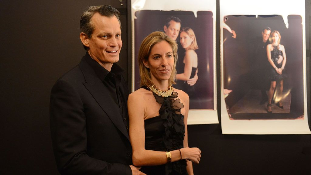 NEW YORK, NY - MARCH 06:  Nicole Mellon and Matthew Mellon attend We Are Family Foundation 2014 Gala at Hammerstein Ballroom on March 6, 2014 in New York City.  (Photo by Shahar Azran/FilmMagic)