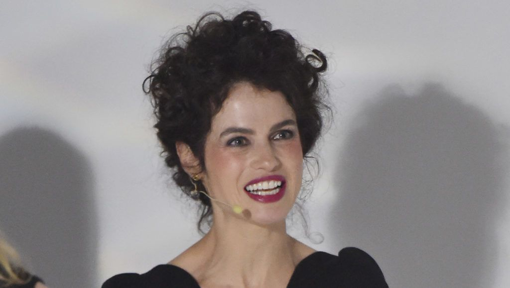 MILAN, ITALY - APRIL 03:  Neri Oxman attends Lexus Yet during Milan Design Week 2017 on April 3, 2017 in Milan, Italy.  (Photo by Jacopo Raule/Getty Images for Lexus)