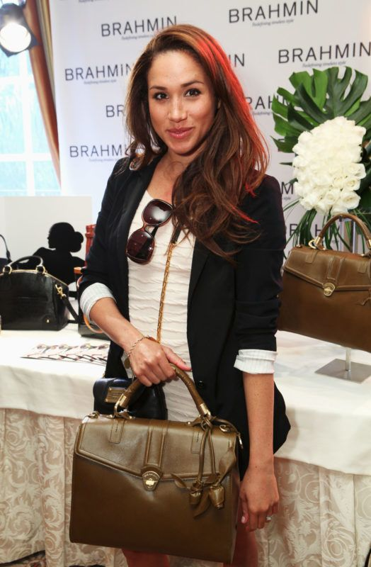 BEVERLY HILLS, CA - JANUARY 14:  Actress Meghan Markle attends the HBO Luxury Lounge Featuring L'Oreal Paris And New Era Cap - Day 1 at Four Seasons Hotel Los Angeles on January 14, 2012 in Beverly Hills, California.  (Photo by Rebecca Sapp/WireImage)