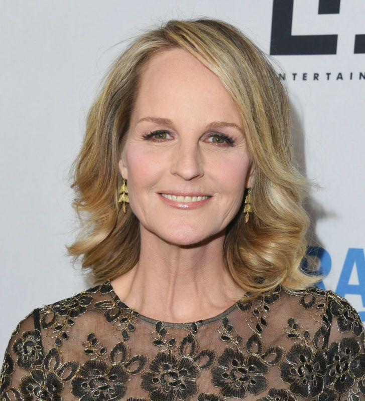 """WEST HOLLYWOOD, CA - MARCH 27:  Helen Hunt attends Mirror And LD Entertainment Present The World Premiere Of """"The Miracle Season"""" at The London West Hollywood on March 27, 2018 in West Hollywood, California.  (Photo by Jon Kopaloff/FilmMagic)"""