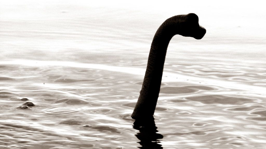 The Monster of Loch Ness...