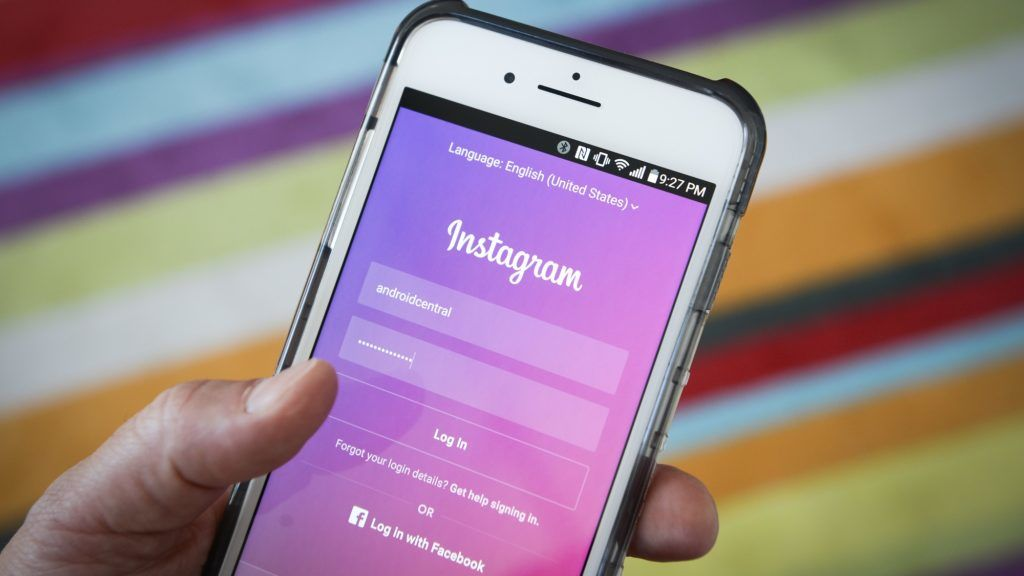 The Instagram photo sharing application is seen on a mobile device on May 7, 2018. (Photo by Jaap Arriens/NurPhoto)