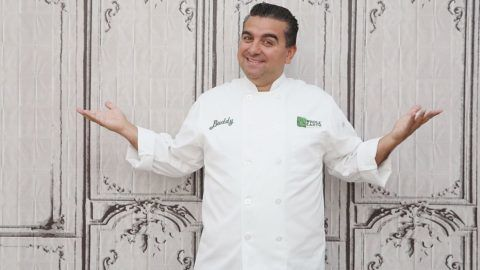 NEW YORK, NY - OCTOBER 24:  The Build Series presents Cake Boss, Buddy Valastro to discuss his project Rethink Sweet at AOL HQ on October 24, 2016 in New York City.  (Photo by Mireya Acierto/FilmMagic)