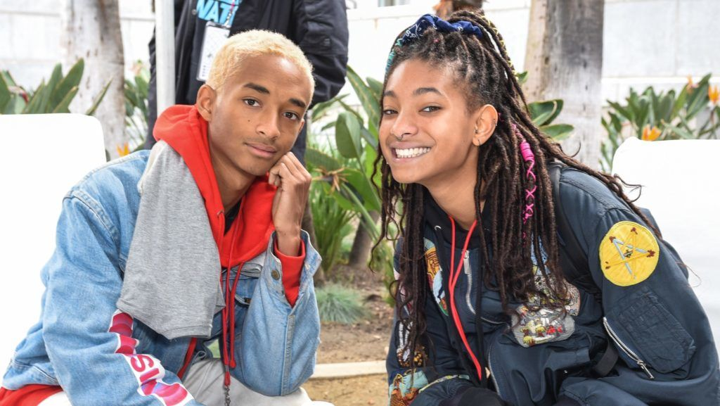 Jaden smith and willow smith pictures