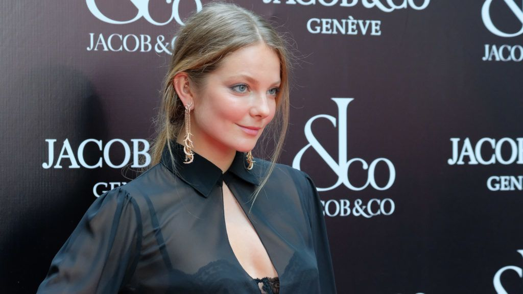 NEW YORK, NY - APRIL 26:  Model Eniko Mihalik attends the Jacob & Co. New York City Flagship Grand Re-opening on April 26, 2018 in New York City.  (Photo by Matthew Eisman/Getty Images)