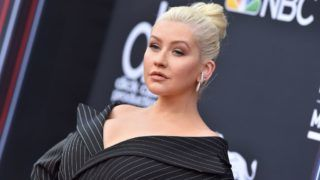 LAS VEGAS, NV - MAY 20:  Recording artist Christina Aguilera attends the 2018 Billboard Music Awards at MGM Grand Garden Arena on May 20, 2018 in Las Vegas, Nevada.  (Photo by Axelle/Bauer-Griffin/FilmMagic)