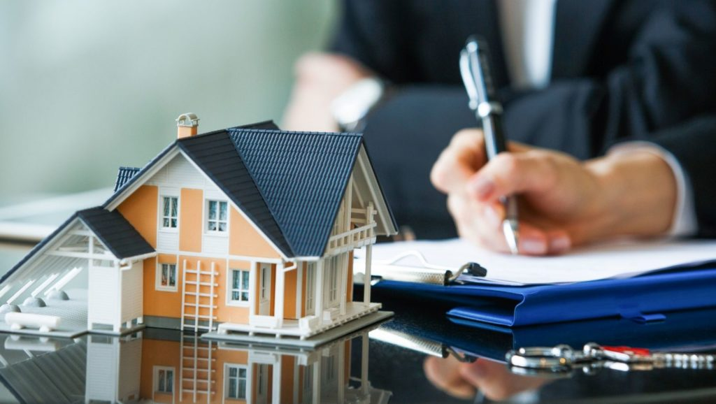 Contract, Mortgage Document,Signing, Writing, Model Home