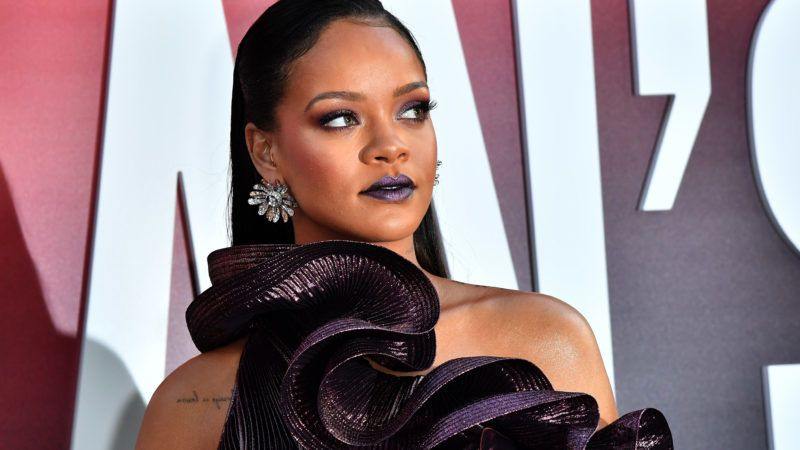 Singer/actress Rihanna attends the World Premiere of OCEAN'S 8 June 5, 2018 in New York.                              OCEAN'S 8 will be released nationwide on June 8, 2018.  / AFP PHOTO / Angela WEISS