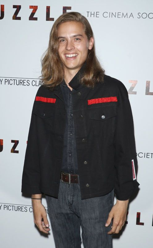 """NEW YORK, NY - JULY 24:  Actor Dylan Sprouse attends the screening of """"Puzzle"""" hosted by Sony Pictures Classics and The Cinema Society at The Roxy Cinema on July 24, 2018 in New York City.  (Photo by Jim Spellman/WireImage)"""