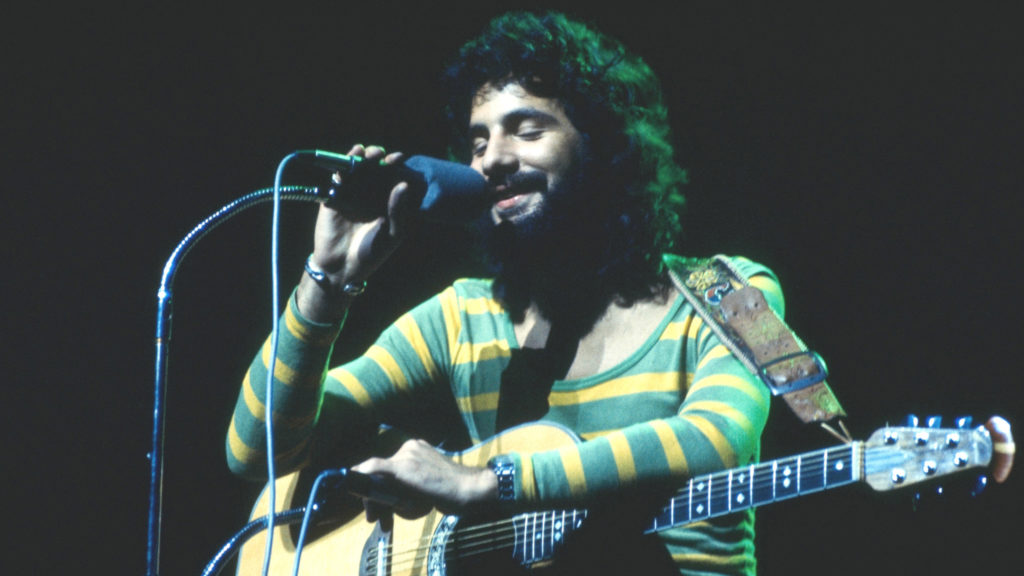 Cat Stevens 1971     (Photo by Chris Walter/WireImage)