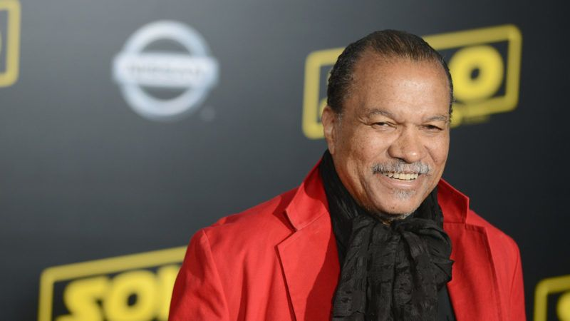 """LOS ANGELES, CA - MAY 10: Actor Billy Dee Williams arrives for the Premiere Of Disney Pictures And Lucasfilm's """"Solo: A Star Wars Story"""" held on May 10, 2018 in Los Angeles, California.  (Photo by Albert L. Ortega/Getty Images)"""
