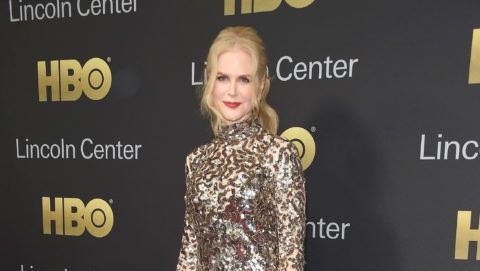 NEW YORK, NY - MAY 29: Nicole Kidman attends the 2018 Lincoln Center American Songbook gala honoring HBO's Richard Plepler at Alice Tully Hall, Lincoln Center on May 29, 2018 in New York City.  (Photo by Gary Gershoff/WireImage)