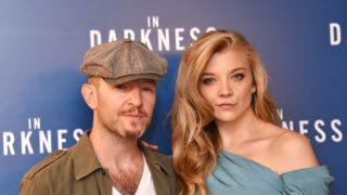 """LONDON, ENGLAND - JULY 03:  Anthony Byrne (L) and Natalie Dormer attend a special screening of """"In Darkness"""" at Picturehouse Central on July 3, 2018 in London, England.  (Photo by David M. Benett/Dave Benett/WireImage)"""
