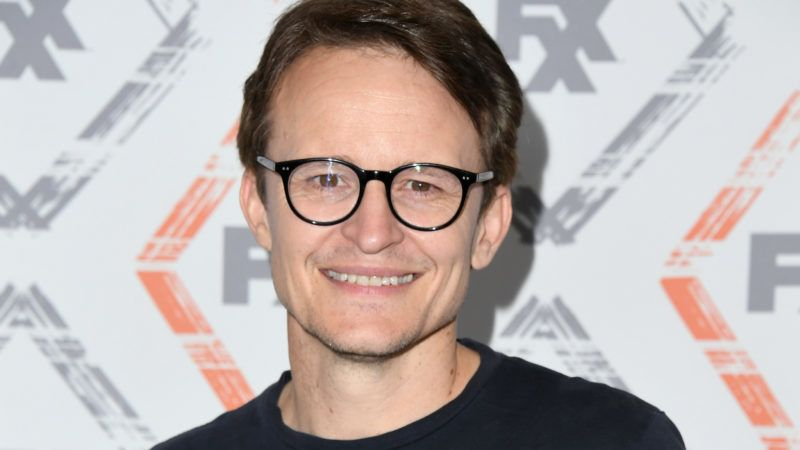 BEVERLY HILLS, CA - AUGUST 03:  Damon Herriman attends FX Networks Starwalk Red Carpet at TCA at The Beverly Hilton Hotel on August 3, 2018 in Beverly Hills, California.  (Photo by Jon Kopaloff/FilmMagic)