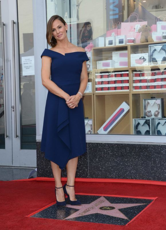 Jennifer Garner Honored With Star On The Hollywood Walk Of Fame held on August 20, 2018 in Hollywood, California.