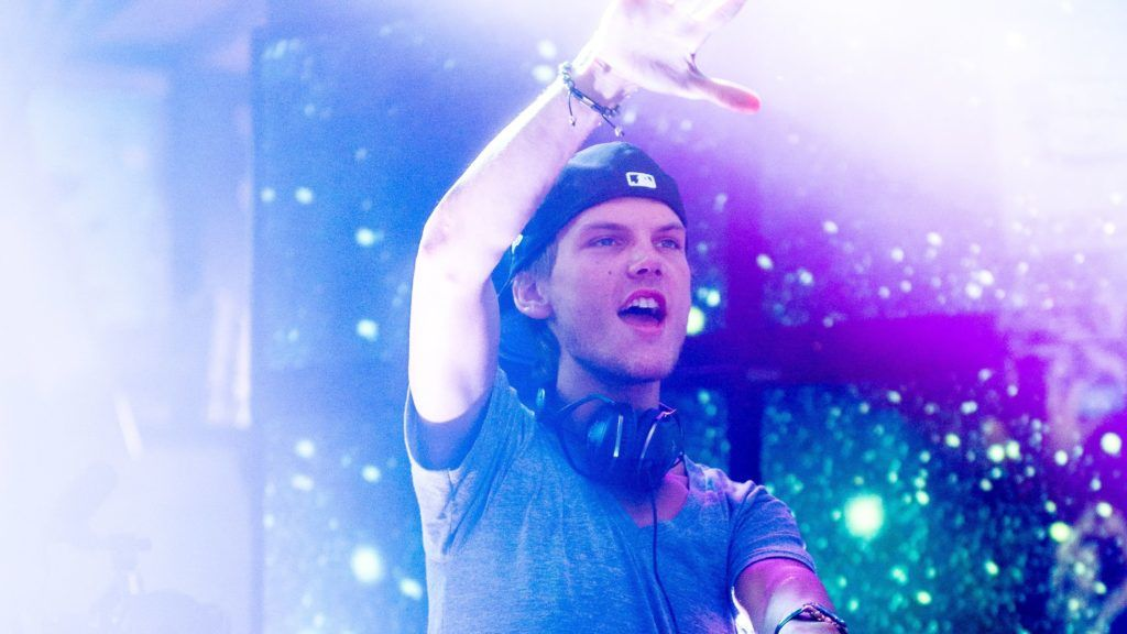 NEW YORK, NY - OCTOBER 01:  Avicii performs at the MLB Fan Cave on October 1, 2013 in New York City.  (Photo by Mike Pont/WireImage)