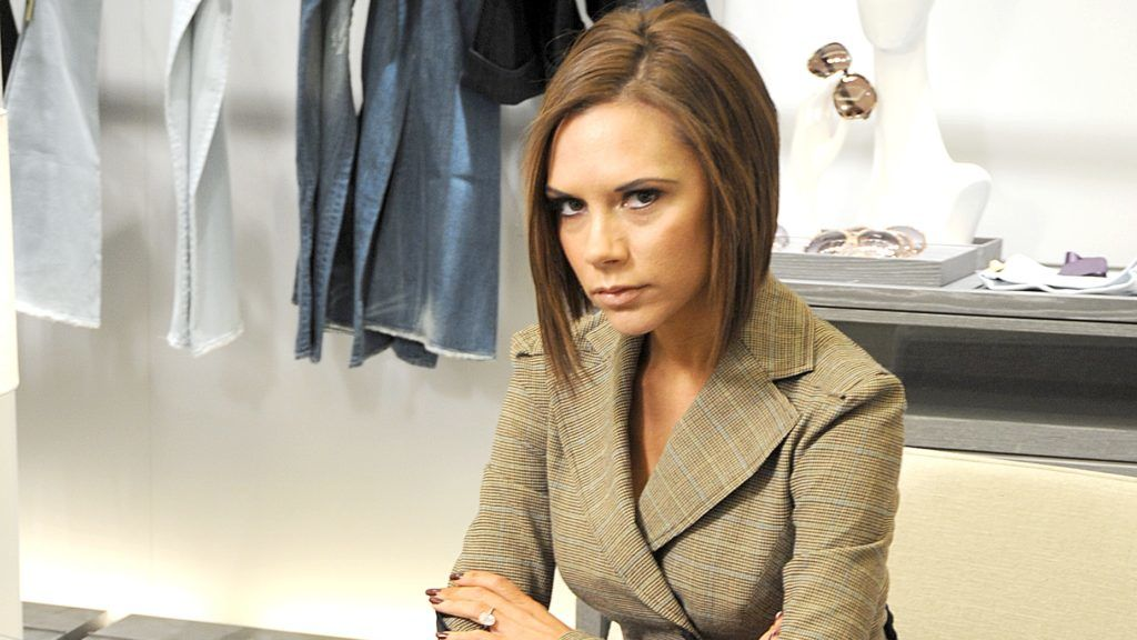 TORONTO, ON - FEBRUARY 26:  Victoria Beckham attends a preview of the dVb Collection at Holt Renfrew on Bloor Street on February 26, 2008 in Toronto, Canada.  (Photo by George Pimentel/WireImage)