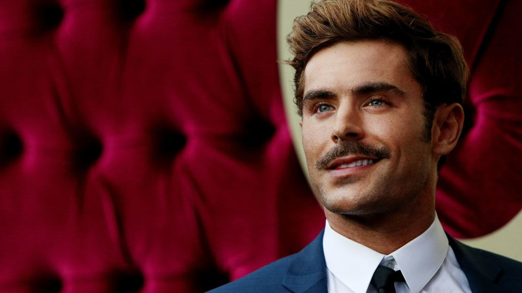 SYDNEY, AUSTRALIA - DECEMBER 20:  Zac Efron attends the Australian premiere of The Greatest Showman at The Star on December 20, 2017 in Sydney, Australia.  (Photo by Lisa Maree Williams/Getty Images)