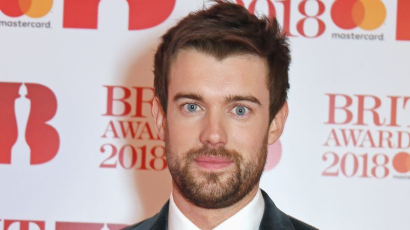 LONDON, ENGLAND - FEBRUARY 21:  *** EDITORIAL USE ONLY IN RELATION TO THE BRIT AWARDS 2018 *** Jack Whitehall attends The BRIT Awards 2018 held at The O2 Arena on February 21, 2018 in London, England.  (Photo by David M. Benett/Dave Benett/Getty Images)
